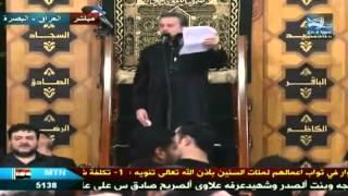 باسم الكربلائي آه واويلاه غدروا حيدره