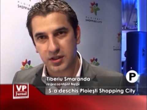 S-a deschis Ploiești Shopping City