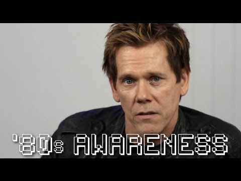 Kevin Bacon Tries to Teach Millenials About the '80s