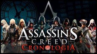 Nonton Assassin's Creed Cronologia | Toda la HISTORIA de la Saga COMPLETA | Español [2007-2016] Film Subtitle Indonesia Streaming Movie Download