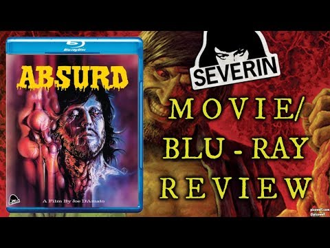 ABSURD (1981) - Movie/Blu-ray Review (Severin Films)