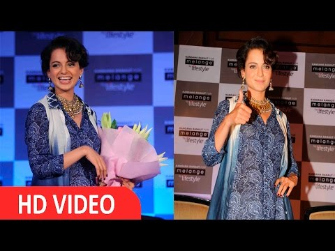 To Find Your Own Identity You Should Be Fearless : Kangana Ranaut