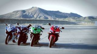 10. 2011 Supersport Track Shootout - Can Suzuki's new Gixxer spoil the 600cc party?