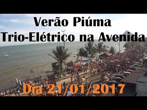 Verão Piúma 2008: Trio-Elétrico na Avenida - Dia 21/01/2017
