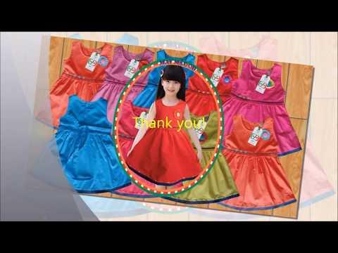 Đầm xòe khaki Ba khuy