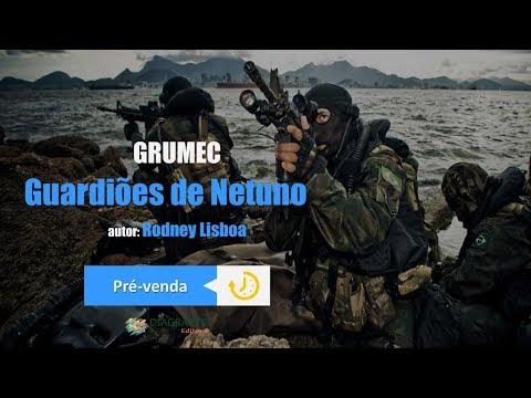 GRUMEC: Guardiões de Netuno (Sistema de Pré-venda) - Créditos: Canal  FOpEsp