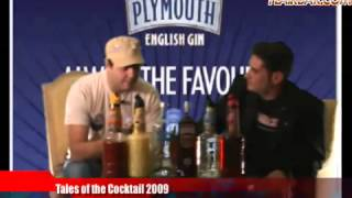 Flairbar.com Show with Simon Ford @ Tales of the Cocktail 2009! Part 2