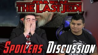 Video Star Wars: Last Jedi Spoilers Discussion MP3, 3GP, MP4, WEBM, AVI, FLV September 2018