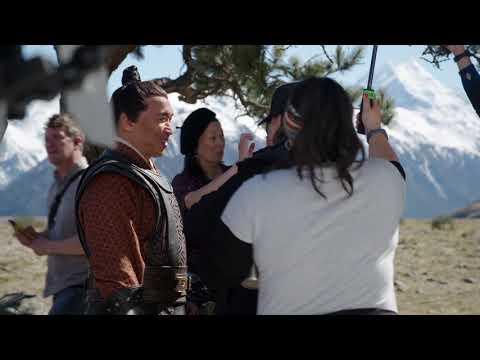 Mulan: Behind the Scenes Fight Scenes Movie Broll