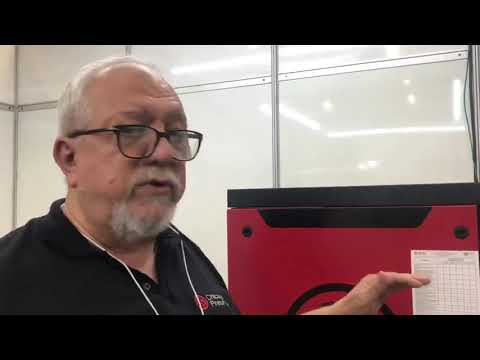 Expositor Chicago Pneumatic - Reparasul 2019