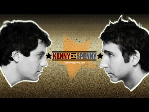Kenny vs Spenny - Season 3 - Episode  - 9 - Who Can Stay in a Haunted House the Longest