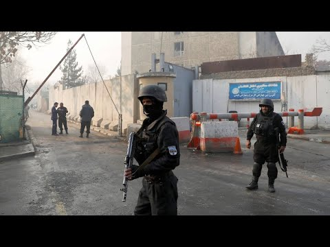 Afghanistan: Anschlag in Kabul - mindestens 43 Tote