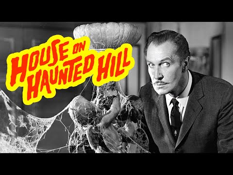 House on Haunted Hill (1959) Vincent Price - Horror, Sci-Fi Full Length Movie