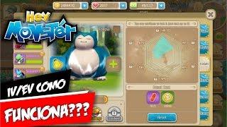 Hey Monster IV + EV Tutorial Completo by Pokémon GO Gameplay