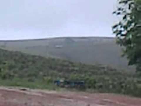 Caminhão de Leite atolado na Serrinha - São Roque de Minas/MG