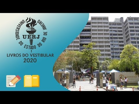 UERJ | Livros do Vestibular 2020
