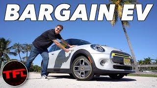 Is The 2020 MINI Cooper S E The FIRST EVER Affordable Electric Car!? by The Fast Lane Car