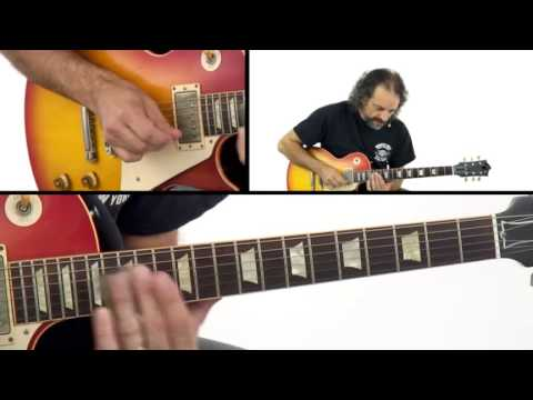 Blues Slide Guitar Lesson – #14 Scales in Open E – Slide Guitar Power – Andy Aledort