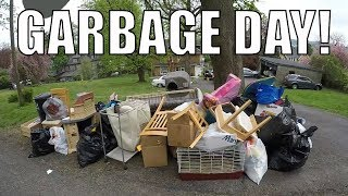 Video I CAN'T BELIEVE I FOUND THIS IN THE TRASH?! Garbage Day Picking! MP3, 3GP, MP4, WEBM, AVI, FLV April 2019