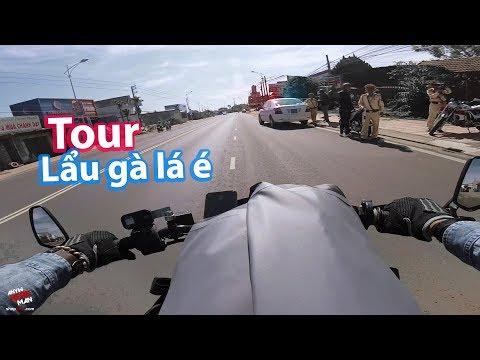 Lần đầu chạy PKL Ducati Monster bào tour lẩu gà Đà Lạt - Thời lượng: 15:31.
