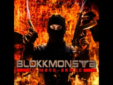 Gangster tanzen zu meinem Sound - Blokkmonsta