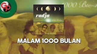 Radja - Malam 1000 Bulan (Lirik)
