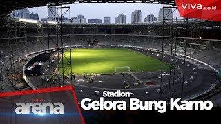 Video 80% Jadi, Begini Bentuk Terkini Stadion Gelora Bung Karno MP3, 3GP, MP4, WEBM, AVI, FLV Desember 2018