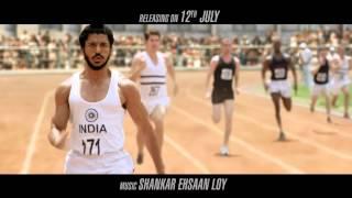 Bhaag Milkha Bhaag - Zinda Official Sneak Peak Promo 20 sec.