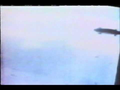 Alien UFO Ovni Ship Amazing Close Up Footage 1966
