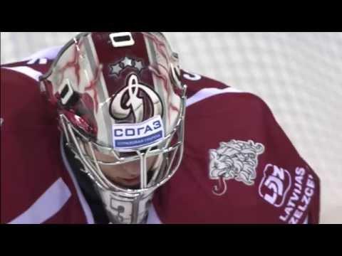 KHL Top 10 Saves for Week 4 / Лучшие сэйвы четвертой недели КХЛ (видео)