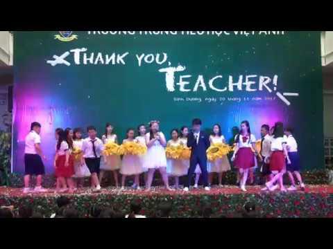 """Thank you, Teacher 20.11 """"Thầy cô là tất cả"""""""
