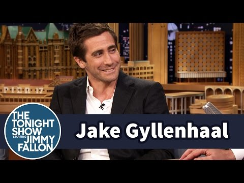 Jake Gyllenhaal - Jimmy talks to Jake Gyllenhaal about his upcoming Broadway play Constellations and getting nervous when his sister, Maggie, comes to watch. Subscribe NOW to The Tonight Show Starring...