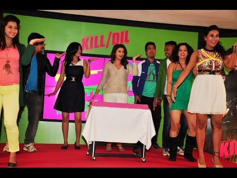 "Parineeti Chopra Launched A Song ""Sajde"" From Movie ""Kill Dil"""