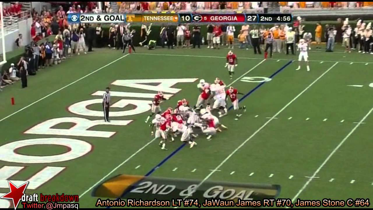 James Stone vs Georgia (2012)