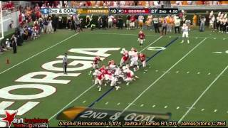 Antonio Richardson vs Georgia (2012)