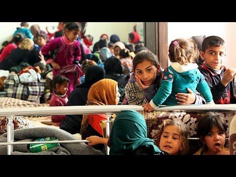 Ιράκ: Μαρτυρίες – σοκ για τη ζωή στην «κόλαση» του ΙΚΙΛ στην Μοσούλη