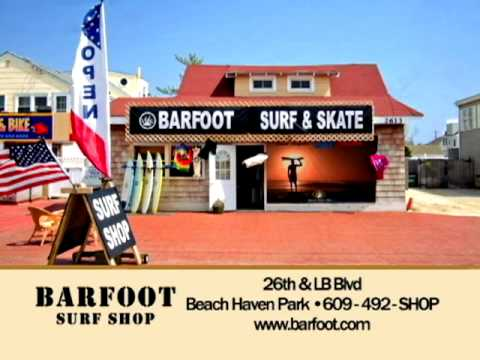 Barfoot Surf Shop
