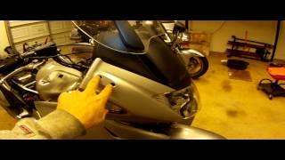 8. NT700V Engine Coolant Maintenance: Part 01 - Intro