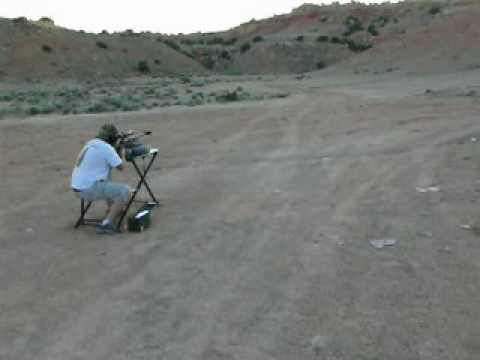 .50 Cal Ricochet Headshot