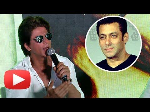 Shahrukh Khan Reveals Details About Salman Khan's