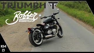 5. Triumph Bonneville Bobber - First Ride Review