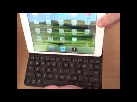 Belkin FastFit Keyboard Case for iPad Mini | 800-422-1814 | DiscountCell