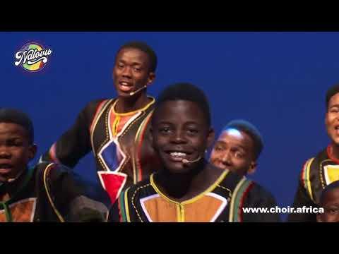 O coral juvenil Ndlovu vai emocionar você!