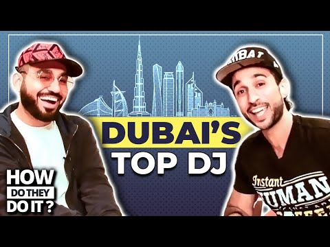 Dubai's Top DJ - DJ Bliss In Conversation With Kevin Abdulrahman (2020)