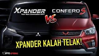 Download Video Xpander Mengaku Kalah! 6 Perbedaan Wuling Confero Dan Mitsubishi Xpander MP3 3GP MP4