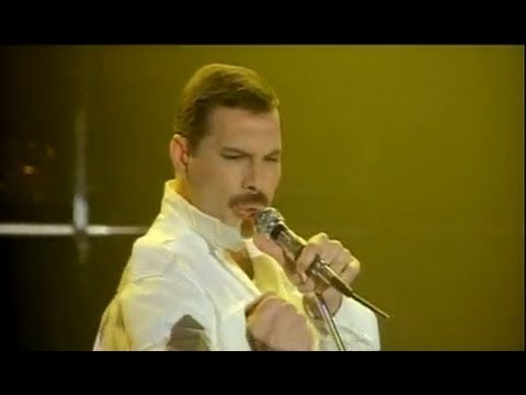 Freddie Mercury Friends Will Be Friends