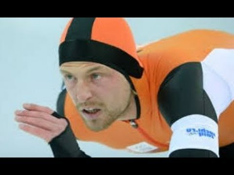 Michael Mulder Big Gold Medal Victory Sochi Olympics (2014)