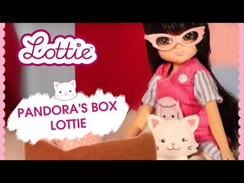 Кукла Lottie Защитница животных