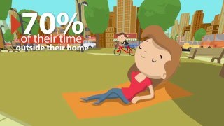 Cartoon Style Animation For LA Based Video Advertising Agency.