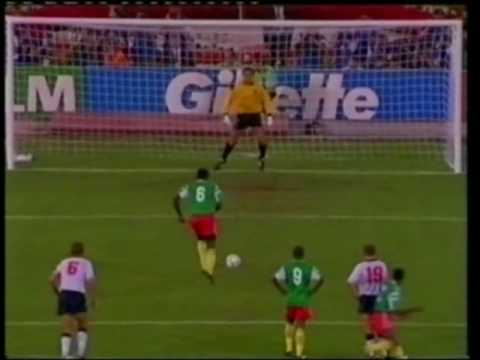 0 World Cup Legends #2: Cameroon 1990
